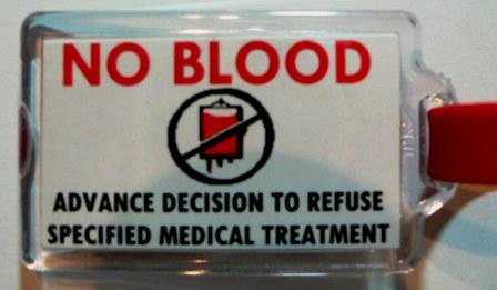 Jehovah's Witness objects to wife's blood transfusion – BBC NEWS ...